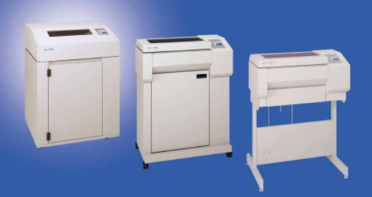 Tally-T6100-line-printers