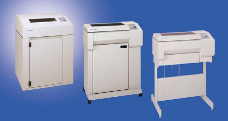 Tally-T6100-line-printers