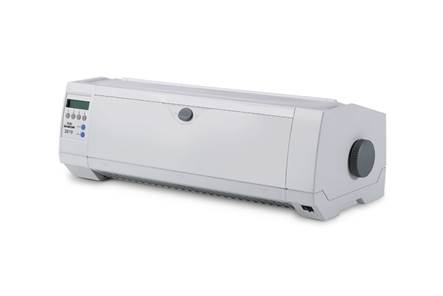 Tally 4347-i06W dot matrix printer