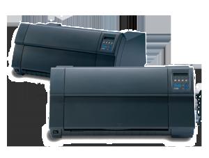 Tally T2380 dot matrix printers