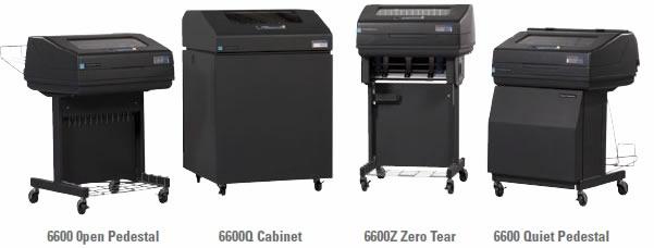 TallyGenicom 6600 Line Printers
