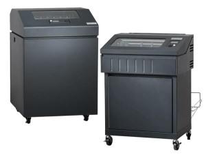 TallyGenicom 6810 line printers